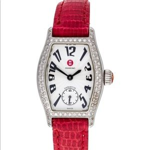 Ladies Michele Coquette Watch
